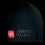 UrbanMunkie-Beanie-Black