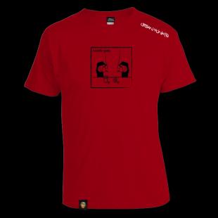 UrbanMunkie MUNKIE-BARS-Tshirt