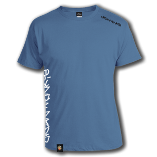UrbanMunkie Side Logo-Tshirt